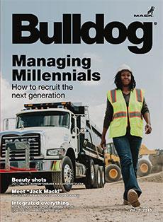 Bulldog Magazine 2016 Vol 2 Cover